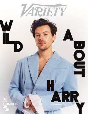 Harry for Variety