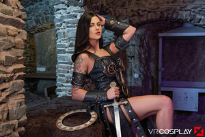 Hot And Sexy Xena Cosplay 由 Billie 星, 星级