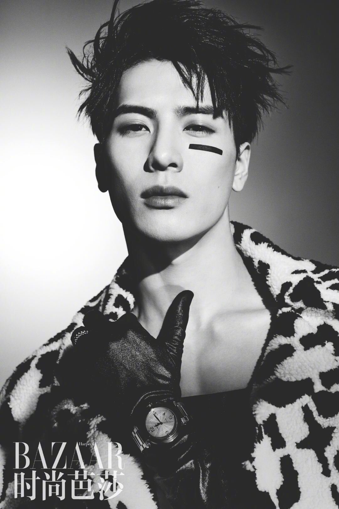 Jackson for Harper's Bazaar