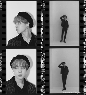 Jimin for Weverse Magazine