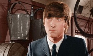 John (Hard Day's Night color pic)