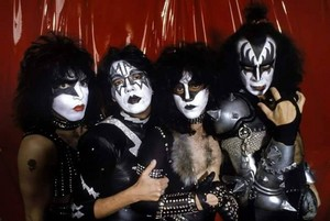 KISS ~Hilversum, Netherlands...November 26, 1982 (Top of the Pop)