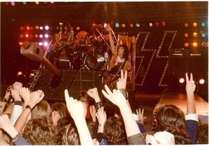 KISS ~ Malmö, Sweden...November 20, 1983 (Lick it Up Tour)