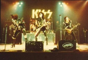 KISS ~Port Huron, Michigan...November 18, 1975 (Alive Tour)