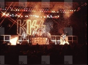 Kiss ~Sydney, Australia...November 21, 1980 (Unmasked World Tour)
