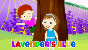 Lavender's Blue Dïlly Dïlly 엘 HooplaKïdz Nursery Rhymes & Kïds Songs