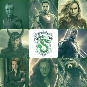 MCU characters that are slytherin