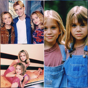 Mary Kate et Ashley , David Gallagher