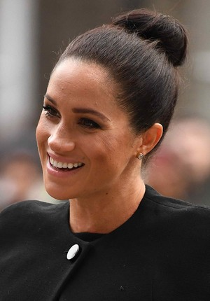 Meghan ~ Visit to the ACU (2019)