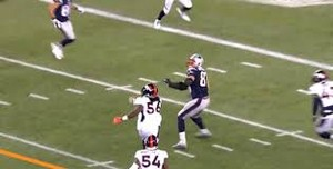 Oh my, Gronk is awesome