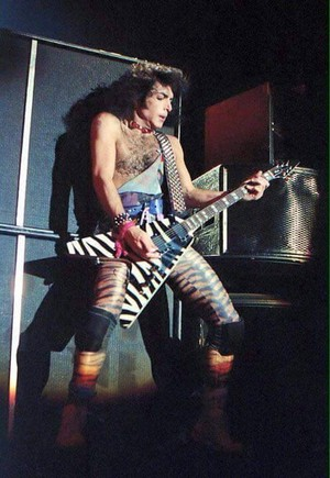 Paul ~London, England...October 23, 1983 (Lick it Up World Tour)
