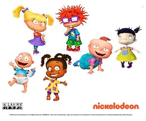 Rugrats reboot characters 2021 Poster