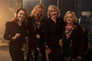 Sabrina the Teenage Witch aunts meet the Chilling Adventures of Sabrina aunts