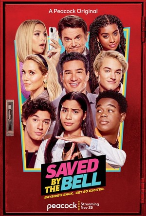 Saved By the Bell || Season 1 || Promo Poster (reboot)