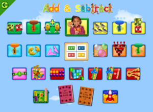 Starfall Add & Subtract