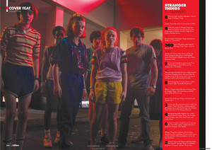 Stranger Things in SciFiNow Magazine - 2019 [3]
