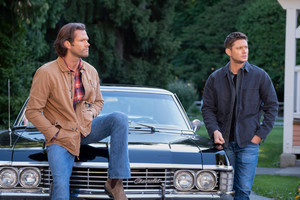 Supernatural || 15.20 || Carry On || Series Finale