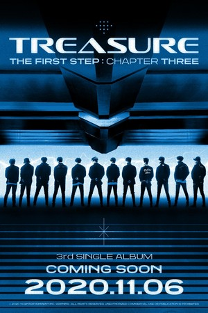 TREASURE - 3rd SINGLE ALBUM 'THE FIRST STEP : CHAPTER THREE'