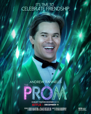 The Prom || Character Posters || Andrew Rannells