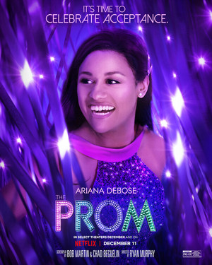 The Prom || Character Posters || Ariana Debose