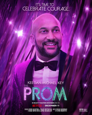 The Prom || Character Posters || Keegan Michael Key