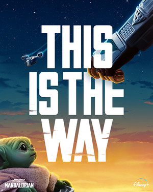 This Is The Way (art 由 @Doaly )