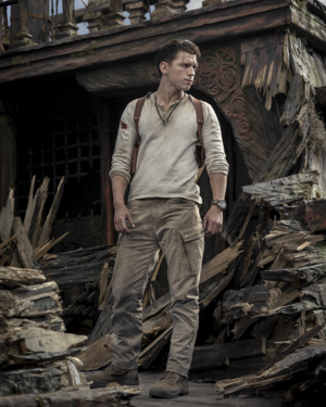 Tom Holland || Uncharted
