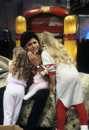 Uncle Jesse and the girls