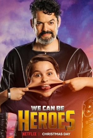 We Can Be bayani || Character Posters