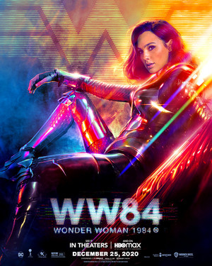 Wonder Woman 1984 || Promotional Poster