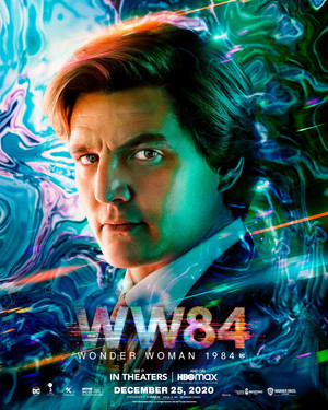 Wonder Woman 1984 - Character Poster - Pedro Pascal as Max Lord