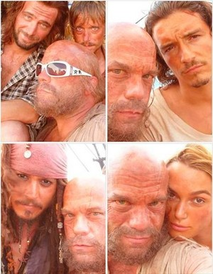 *Pirates of the Caribbean*