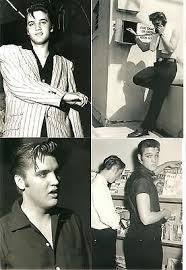 An Assortment Of Vintage Elvis Presley Photographs