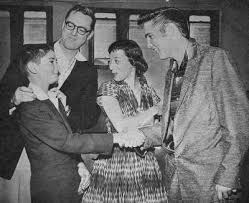 Elvis With Steve Allen And His Family