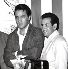 Elvis And Joe Esposito