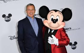 Bob Iger Mickey ratón 90th Birthday Celebration 2018