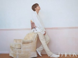 [DICON 10th x BTS] BTS goes on! | JIN