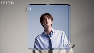 [DICON 10th x BTS] 防弹少年团 goes on! | JIN