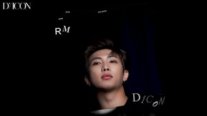 [DICON 10th x BTS] BTS goes on! | RM