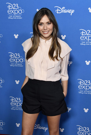 *Disney Actress : Elizabeth Olsen*