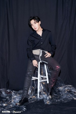 [Dispatch x Naver] DICON x 防弾少年団 | J-HOPE