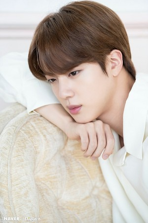 [Dispatch x Naver] DICON x BTS | JIN