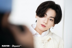[Dispatch x Naver] DICON x BTS | JK