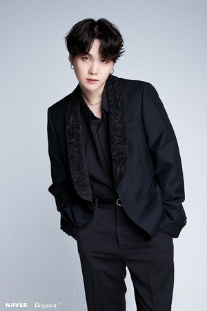 [Dispatch x Naver] DICON x BTS | SUGA