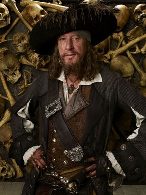 Walt Disney Live-Action Images - Captain Hector Barbossa