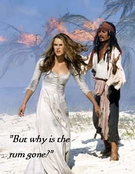 *Jack / Elizabeth:Pirates Of The Caribbean*