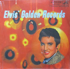 1958 RCA Release, Elvis' Golden Records