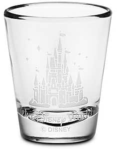 Vintage Souvenir Disney World Drinking Glass