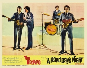 A Hard Day's Night Poster 💕