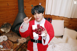ARMY! Happy Holidays!! 🎄🎁 | JIMIN